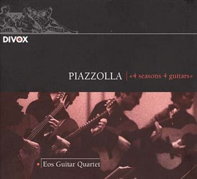 PIAZZOLLA «4 Seasons 4 Guitars»