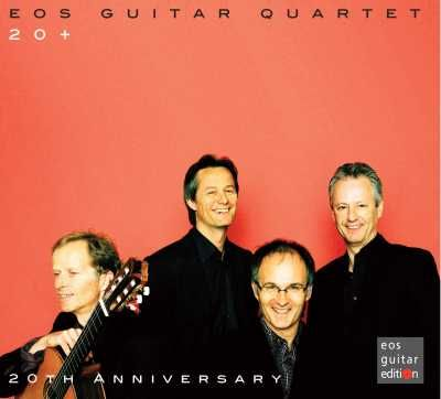 eos guitar quartet 20+ / 20th Anniversary