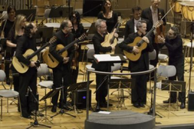 Latin Strings with paul taylor orCHestra CANCELLED